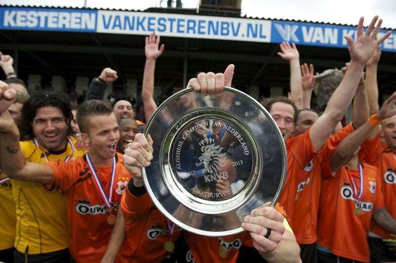 Historie Algeheel kampioen 2013
