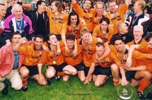Historie Kampioenschap 2000