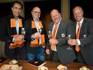 Sponsor Rabobank Leiden-Katwijk